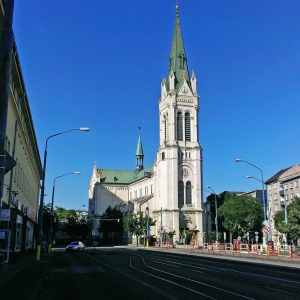 The Church of the Assumption of Virgin Mary – Blumenthal